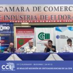 Se realizó reunión de entidades de la CEM en Eldorado.